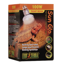 Foco Para Reptil Exo Terra Sun Glo Tight Beam 100 W 1 U