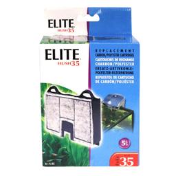 Carbón Para Filtro Elite Hush 35 1 U