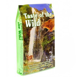 Taste Of The Wild - Rocky Mountain Gato (Venado y Salmón)
