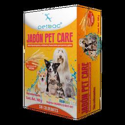 Petbac - Jabón hipoalergénico Pet Care Para Perros y Gatos