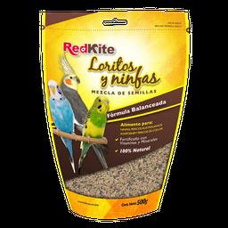 Redkite - Mezcla para Loritos y Ninfas