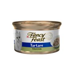 Alimento Para Gato Fancy Feast Lata Tartare Trucha 85 g