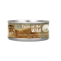 Taste Of The Wild - Canyon River Feline (Trucha y Salmón)
