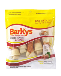 """Hueso de Carnaza Barkys Natural 5-6"""""""