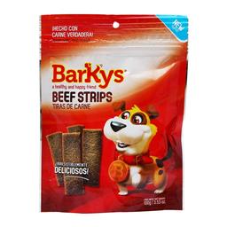 Premio Para Perro Barkys Tiras de Carne Beef Strips 100 g
