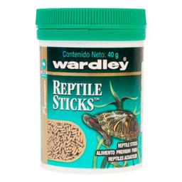 Alimento Wardley Para Reptiles Acuáticos 40 g