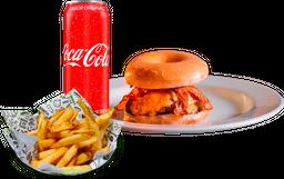 Envío Gratis: Gorgory + Side Papas + Coca-Cola