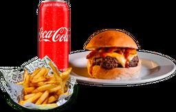 Envío Gratis: Say Cheese + Side Papas + Coca-Cola
