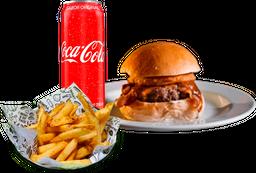 Envío Gratis: WLB + Side Papas + Coca-Cola