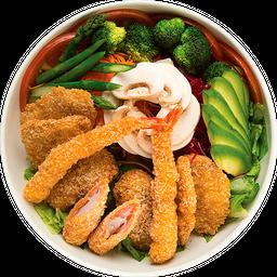 Ensalada Yasai Sushi Roll