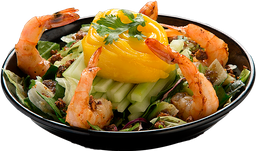 Ensalada Tropical Shrimp