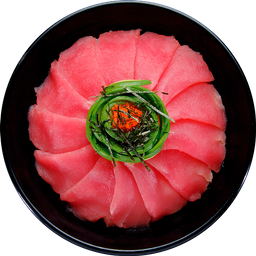Chirashi Tuna Masago
