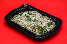 Espaguetti al Ajo