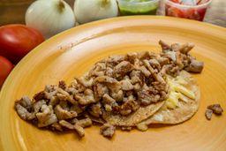 Taco Naranjito de Carne