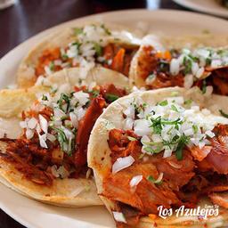 20 Tacos de Pastor