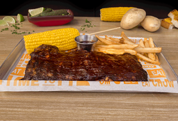 Double-Glazed Ribs (Full)
