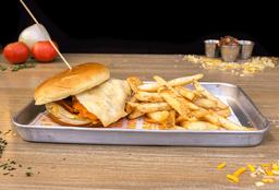 Zesty Ranch Chicken Sandwich