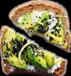 Toast Salado