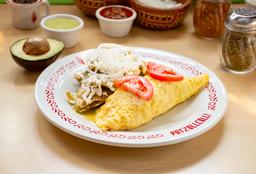 Omelette Mixteco