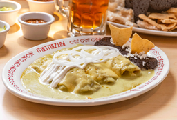 Enchiladas Suizas Verdes