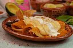 Enchiladas Tres Marías