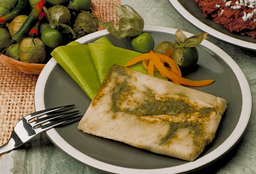 Oaxaqueño Salsa Verde con Pollo
