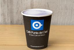Taro Latte Caliente