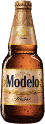 Cerveza Modelo Ámbar 355 ml