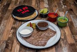 Paquete Campechano, 1 kilo de carne combinada