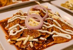 Chilaquiles El Rey Pasilla