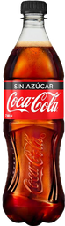 Coca Cola Sin Azúcar 600 ml