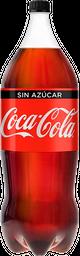 Coca Cola Sin Azúcar 2 L
