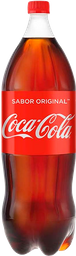 Coca Cola 2 lts.