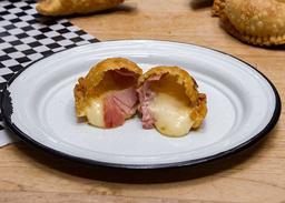 Empanada de jamón