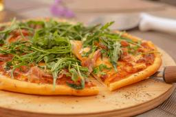 Pizza de Arúgula