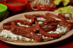 Huarache Salchicha
