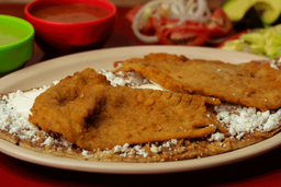 Huarache Milanesa