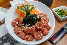 Donburi Tuna Bowl