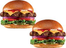 2x1 Original Thickburger