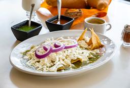 Enchiladas del Patrón