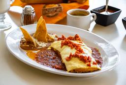 Omelette Toluqueño