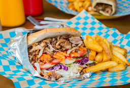 2x1 Paquete Don Kebab + Papas