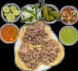 4x3 en Tacos de Chamorro