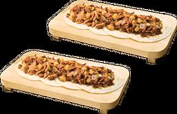 2x1 Orden de Tacos de Pollo