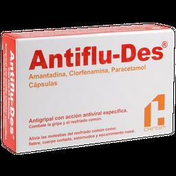 Antiflu des Adulto 24 Cápsulas