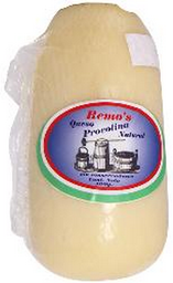 Queso Provolina Natural 400 Grs