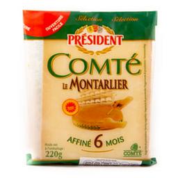 Queso Comte Le Montarlier President 220 g
