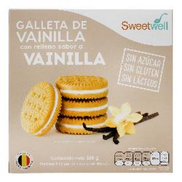 Galletas Sandwich Vainilla 288 Grs