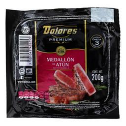 Medallón de Atún Dolores Premium 200 gr