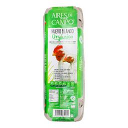 Huevo Blanco Organico 12U 1 U